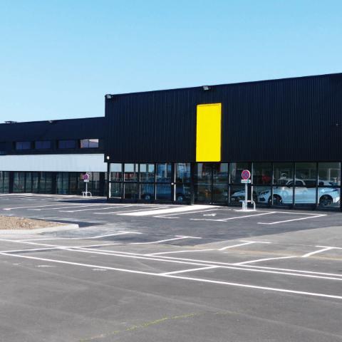 Agence Renault Darbot