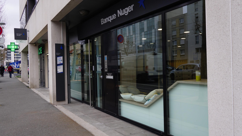Contractant Général Banque NUGER Clermont-Ferrand (63)