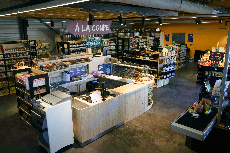 Aménagement d'un magasin de vente Issoire(63)